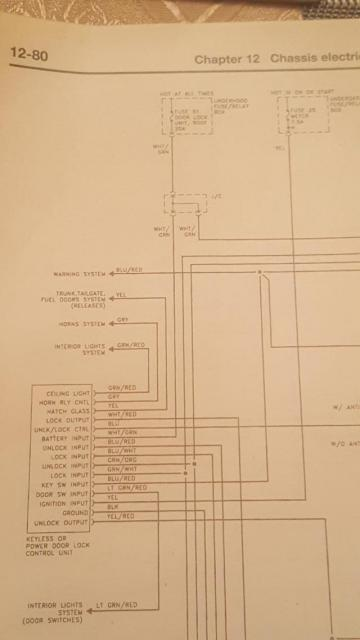 door lock control box for 1998 honda cr v wiring diagram power door lock module honda cr v owners club forums  power door lock module honda cr v