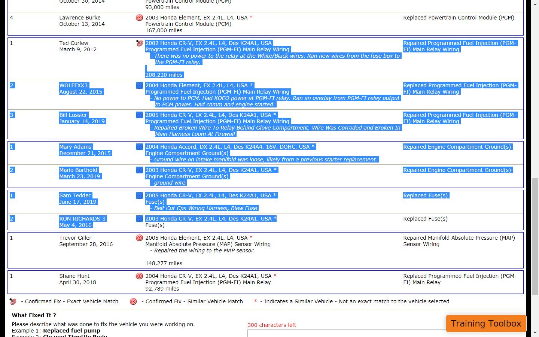 2004 honda cr v lx fuse box schematic main relay or ecu bad  page 3 honda cr v owners club forums  main relay or ecu bad  page 3 honda