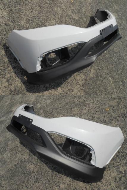 Front Lower Bumper Cover For 2012 2013 2014 Honda CR-V CRV W// Fog NEW Textured