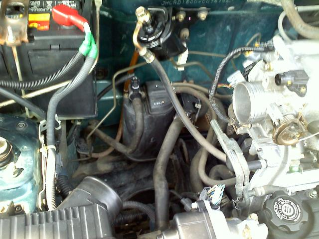 D Changing Thermostat Crv