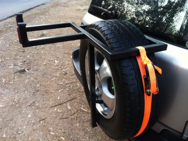 Diy Cycle Rack For 2000 Crv Success
