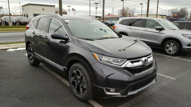 Which is your favorite 2017 CR-V Color?