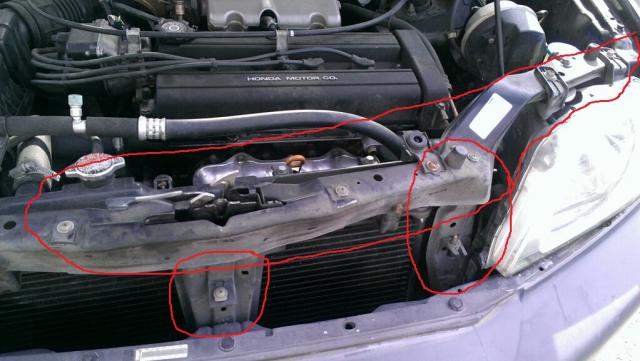 new member needs help repairing front frame for 99 cr v rh crvownersclub com