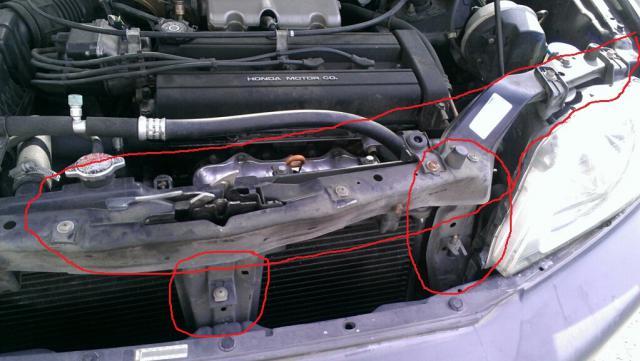 new member needs help repairing front frame for 99 cr v rh crvownersclub com 2017 Honda CR-V Diagrams Honda CR-V Side Graphics
