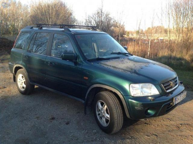 Hallojse from Sweden  | Honda CR-V Owners Club Forums