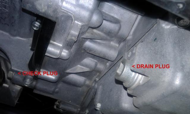 Transmission Fluid Change | Honda CR-V Owners Club Forums