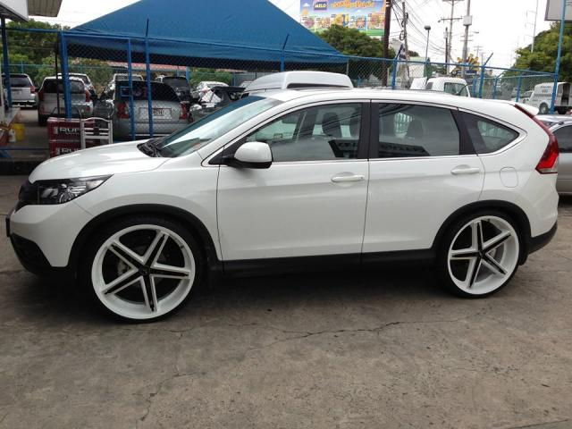 pics of CR-V w/ RIMS - Page 36
