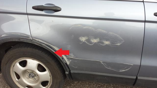 Name dent.jpg Views 1446 Size 25.9 KB & Very bad dent on the door