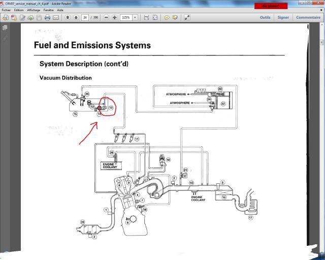 Location Of Fuel Filter 2011 Crv