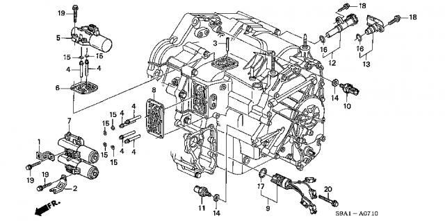 2005 CRV transmission whine | Page 2 | Honda CR-V Owners
