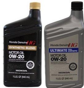 Honda crv 2015 oil type