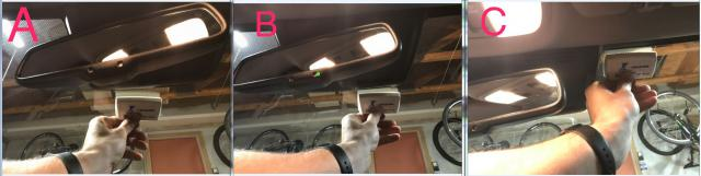 E-ZPass Mounting on 2017 CR-V - Page 5