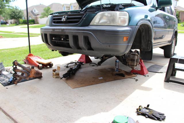 Steering Rack Bad