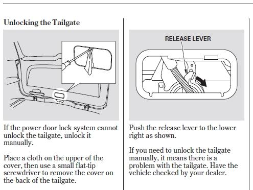 2007 - Need to Replace All Door Lock Actuators