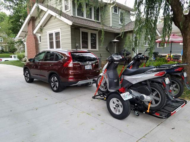 Name: Towing The Kendon U0026 Scooters Views: 3473 Size: 68.4 KB