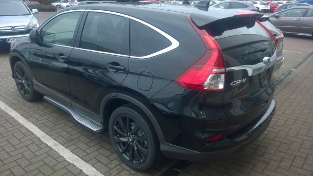 2016 CRV Black Edition UK Specification  ONLY 199 a month 0 APR