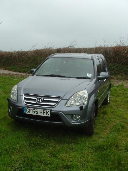 Showcase cover image for davej5's 2005 Honda CRV Ctdi ex executive