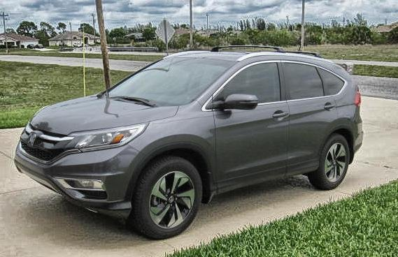Showcase cover image for vam2644's 2015 Honda CRV Touring