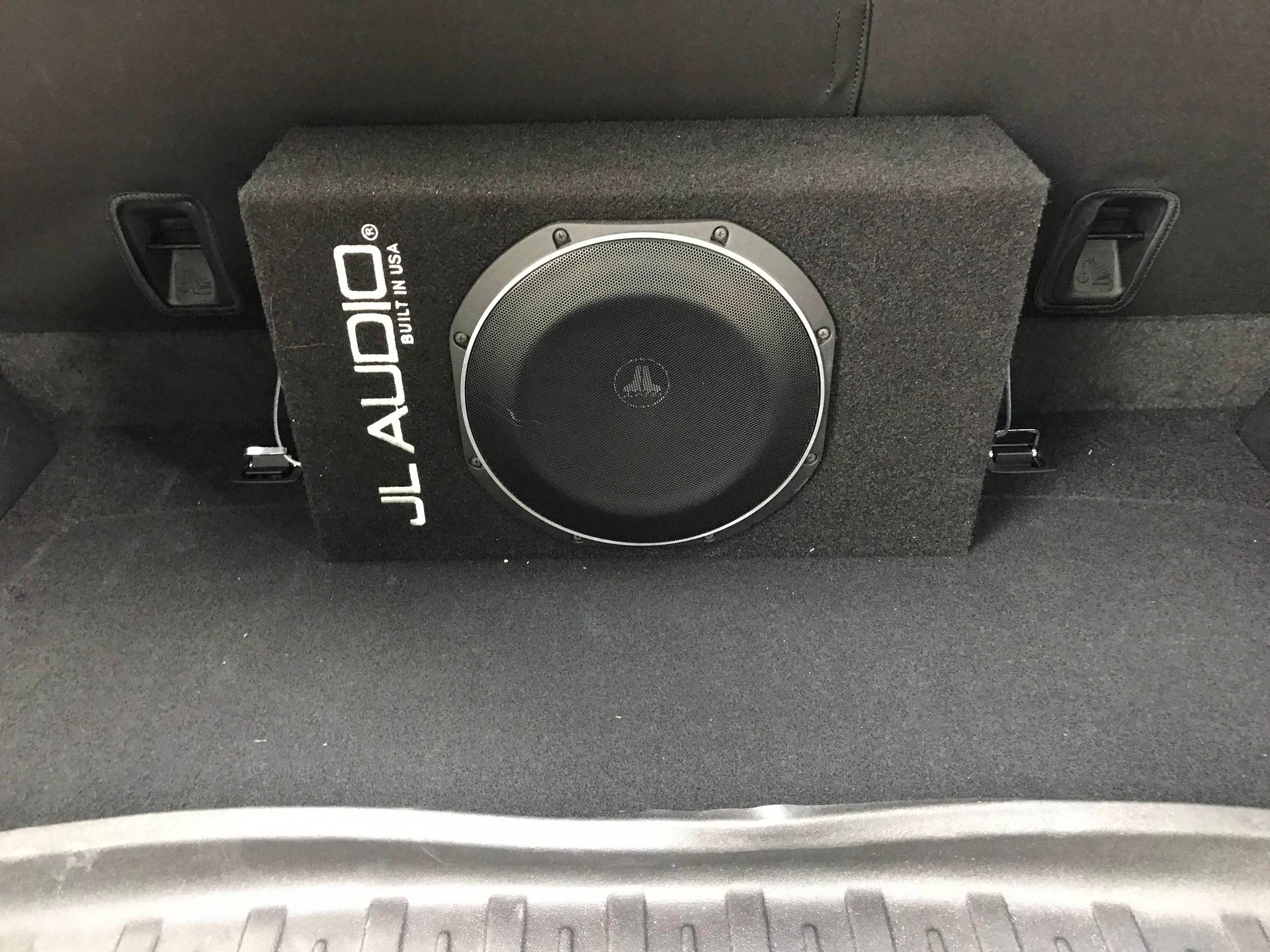 2017 CRV EX-L 8 speaker replacement with subwoofer addition