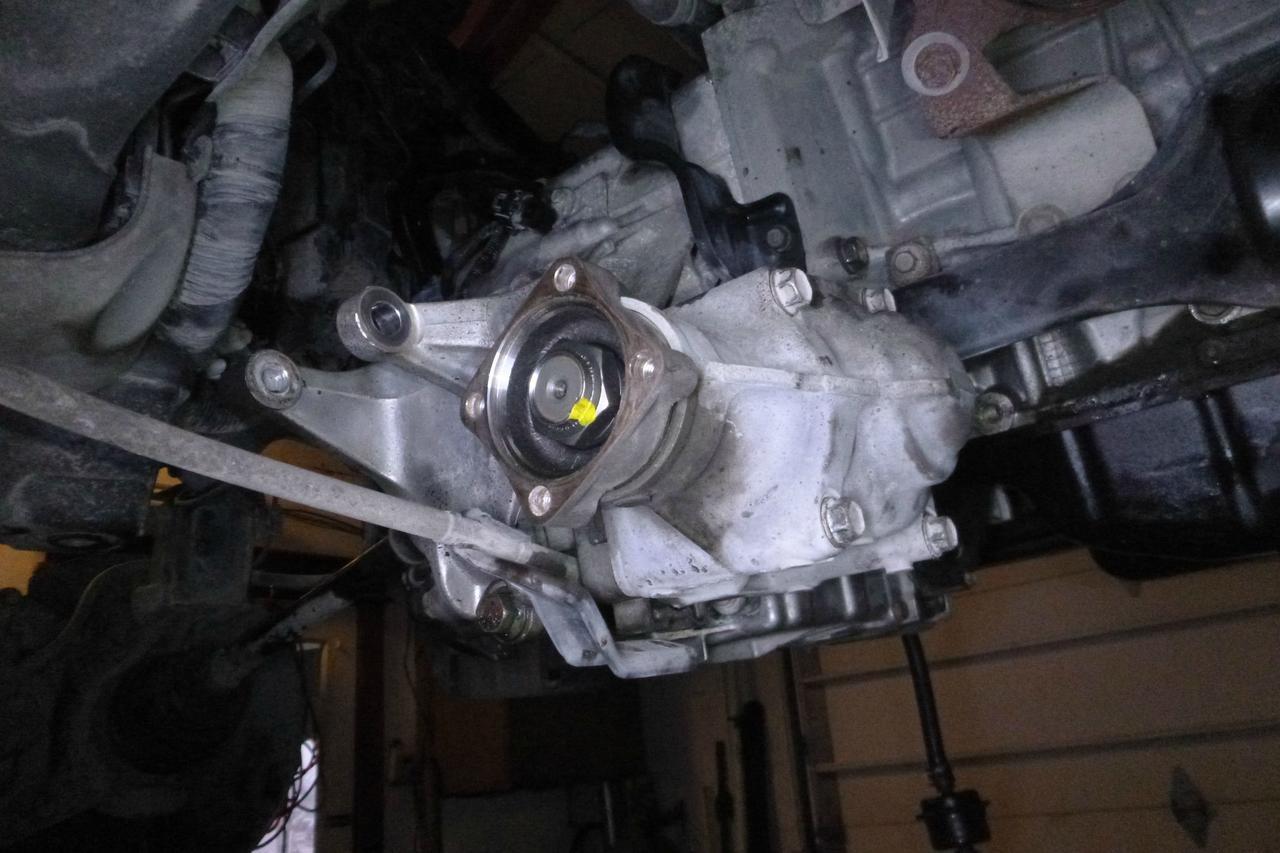 Transmission Removal Guide for 2002-2006 CR-V   Honda CR-V