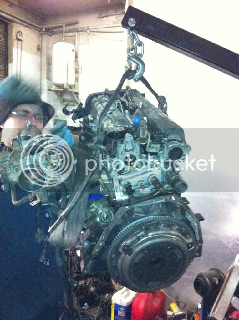 My GSR'd 1st gen cr-v build!!!   Honda CR-V Owners Club Forums on