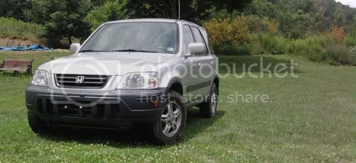 No rear drive shaft | Honda CR-V Owners Club Forums