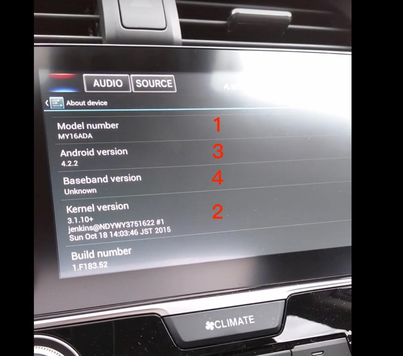Installing 3rd Party Android Apps   Honda CR-V Owners Club