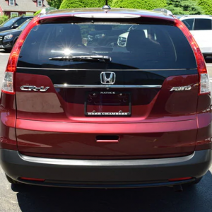 2013 CRV - Rear View